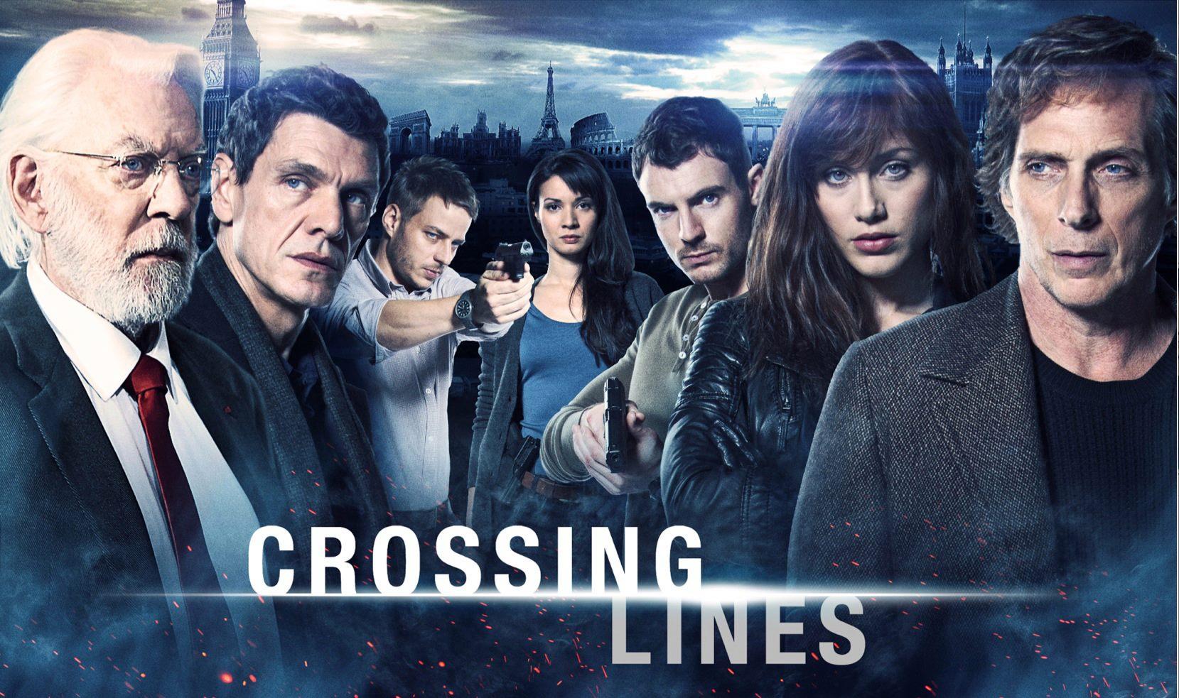 [影集] Crossing Lines (2013~) 14250480791
